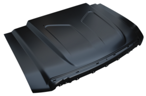 2008-2010 FORD SUPERDUTY COWL INDUCTION HOOD