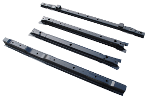 1999-2016 FORD SUPERDUTY BED FLOOR CENTER CROSS MEMBERS (for 8' bed)