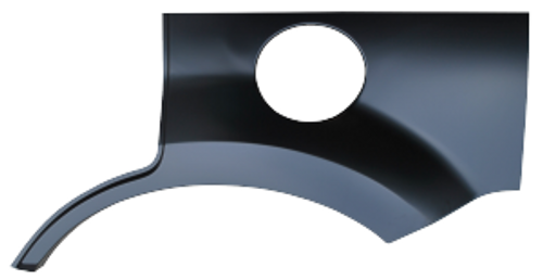 LH / 2008-2012 FORD ESCAPE REAR UPPER WHEELARCH (without molding holes)