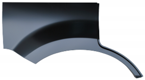 RH / 2008-2012 FORD ESCAPE REAR UPPER WHEELARCH (without molding holes)