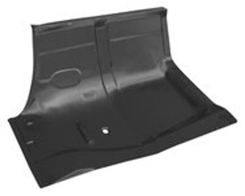 RH / 1964-67 A-BODY UNDER REAR SEAT FLOOR PANEL SECTION