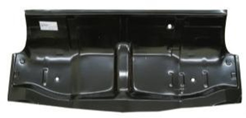 1964-1967 GM A-BODY ONE PIECE UNDER THE REAR SEAT FLOOR PANEL