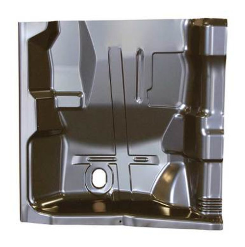 LH / 1968-72 GM A-BODY REAR FLOOR PAN PATCH (except elcamino)