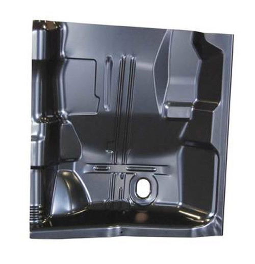 RH / 1968-72 GM A-BODY REAR FLOOR PAN PATCH (except elcamino)