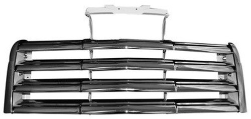 1947-53 GMC PICKUP CHROME PLATED GRILLE ASSEMBLY