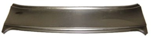 1964-1965 BUICK / OLDS / PONTIAC REAR DECK FILLER PANEL