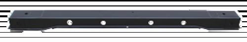 1987-2006 WRANGLER REAR STEEL CROSS SILL