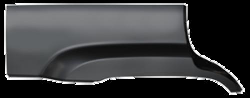 RH / 1999-2004 GRAND CHEROKEE REAR QUARTER UPPER SECTION (4 door models)