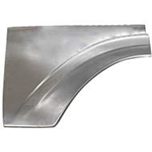 RH / 1961-66 FORD PICKUP FRONT FENDER-REAR SECTION