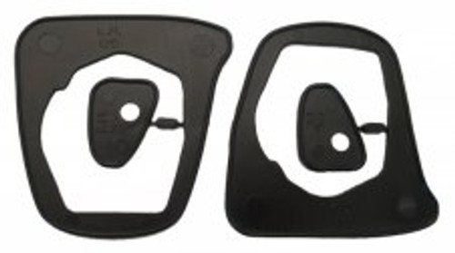 1962-65 DODGE & PLYMOUTH B-BODY OUTSIDE DOOR HANDLE GASKET SET (sold as a set)