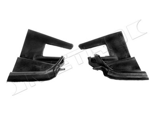 1963-65 DODGE & PLYMOUTH B-BODY DOOR LOCK PILLAR SEALS