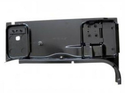LH / 1970-1974 CHALLENGER & BARRACUDA OUTER COWL SIDE HINGE PANEL