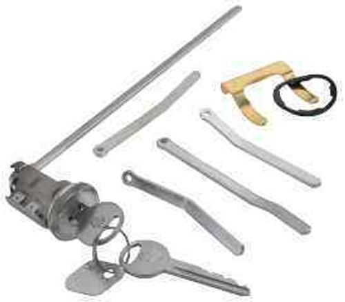 1966-72 DODGE & PLYMOUTH TRUNK LOCK KIT (see fitment)