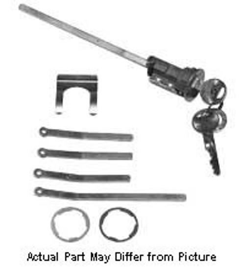 1973-76 DODGE & PLYMOUTH TRUNK LOCK KIT (see fitment)