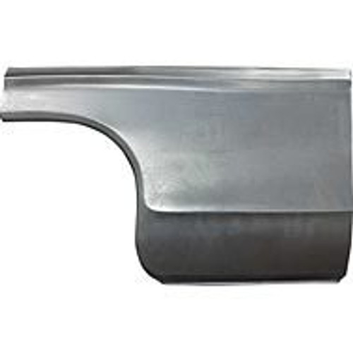 RH / 1968 FORD GALAXIE REAR QUARTER-LOWER FRONT SECTION
