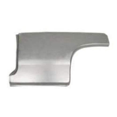 LH / 1967-68 FULLSIZE CHEVY REAR QUARTER-FRONT SECTION