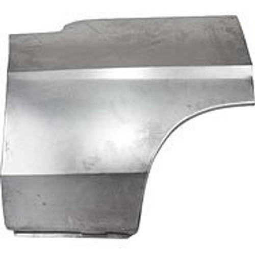 LH / 1971-72 GALAXIE REAR QUARTER PANEL-FRONT SECTION