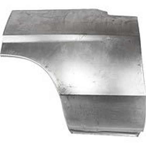 RH / 1971-72 GALAXIE REAR QUARTER PANEL-FRONT SECTION