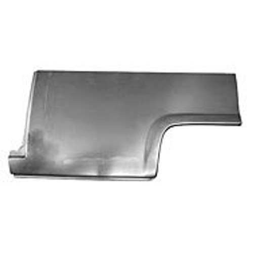 LH / 1955-56 FORD 2 DOOR REAR QUARTER-FRONT SECTION