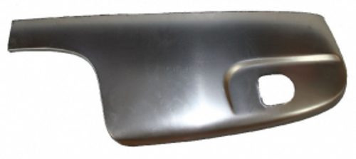 LH / 1949-1952 CHEVROLET REAR QUARTER LOWER REAR SECTION