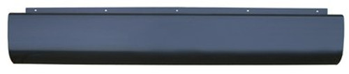 1988-98 CHEVY & GMC PICKUP REAR ROLL PAN (without license plate box)