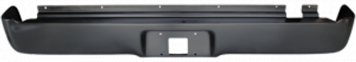 2004-2011 FORD PICKUP F150 REAR ROLL PAN (with license plate box)