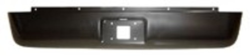 2007-2011 GMC SIERRA PICKUP REAR ROLL PAN (with license plate box)