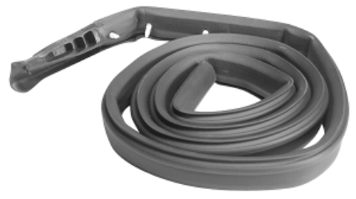 1971-74 DODGE & PLYMOUTH B-BODY ROOFRAIL WEATHERSTRIP (except 1973-74 charger se)