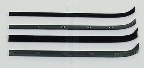 1973-1979 FORD PICKUP & 1978-79 BRONCO BELTLINES (4 piece kit)
