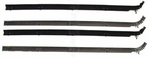 1980-1993 DODGE RAM 4 PIECE INNER & OUTER WINDOW WIPE SET