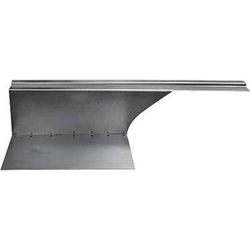 LH / 1967-72 FORD PICKUP INNER BED PANEL-REAR SECTION