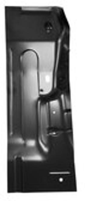 '94-'01 INNER CAB FLOOR, DRIVER'S SIDE