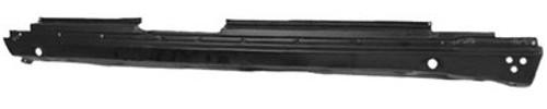 1984-1995 ROCKER / RH/ 4 DOOR  FITS  1984-1995/ 4 DOOR/   W124 CHASSIS
