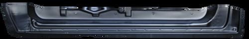 76-85 FRONT INNER DOOR BOTTOM / W123  CHASSIS / LH