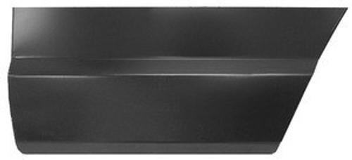 84-01 LOWER REAR DOORSKIN / LH/ 4 DOOR / 84-01 CHEROKEE XJ/ 84-90 WAGONEER XJ