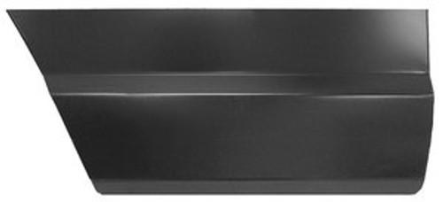 84-01 LOWER REAR DOOR SKIN / RH / 4 DOOR / 84-01 CHEROKEE XJ / 84-90 WAGONEER XJ