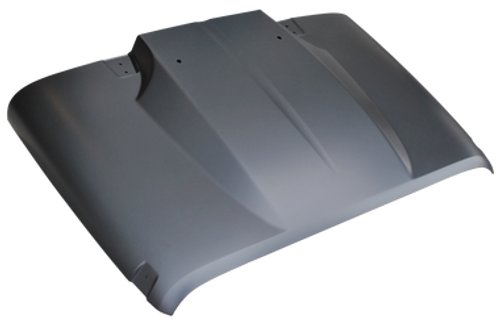 07-17 JK STEEL COWL INDUCTION HOOD