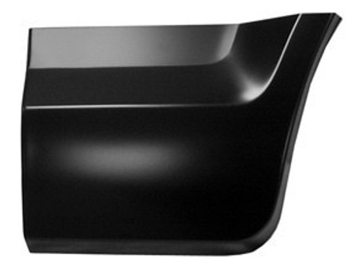 84-90 BRONCO II / LOWER FRONT QUARTER PANEL SECTION / LH
