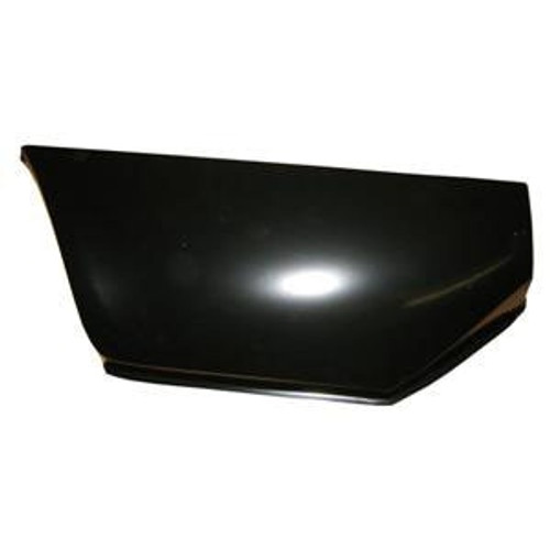 64-66 MUSTANG QUARTER PANEL REAR SECTION / LH