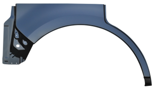 07-14 FORD EDGE UPPER REAR WHEEL ARCH / RH