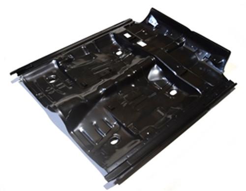 70-72 GM A-BODY FLOOR ASSEMBLY -OE TYPE( W/FULL ROCKER PANELS & BRACES