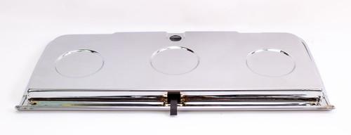 1964-1966 CHEVY PICKUP CHROME GLOVE BOX DOOR