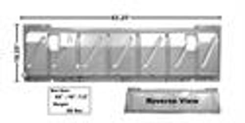 GAS TANK 61-72  W/O EEC  / 19.5 GALLONS