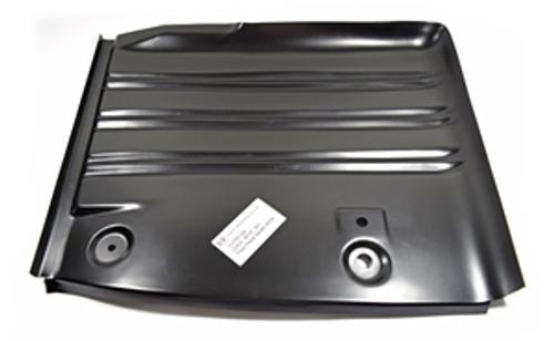FRONT FLOOR PAN / RH  1955-1957 CHEVY SEDAN/WAGON