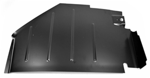 COMPLETE FOOT WELL -LH (OE STYLE, W/O LOUVERS), CHEVY/GMC P/U 47-55