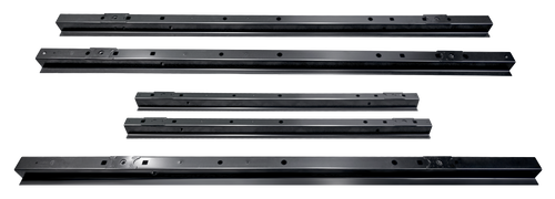 '99-'06 FLEETSIDE 5PC SILL KIT FOR 8' BED