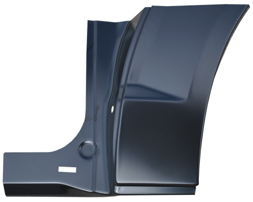 '08-'14 FRONT LOWER QUARTER PANEL SECTION, DRIVER'S SIDE