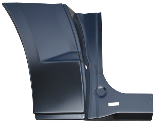 '08-'14 FRONT LOWER QUARTER PANEL SECTION, PASSENGER'S SIDE