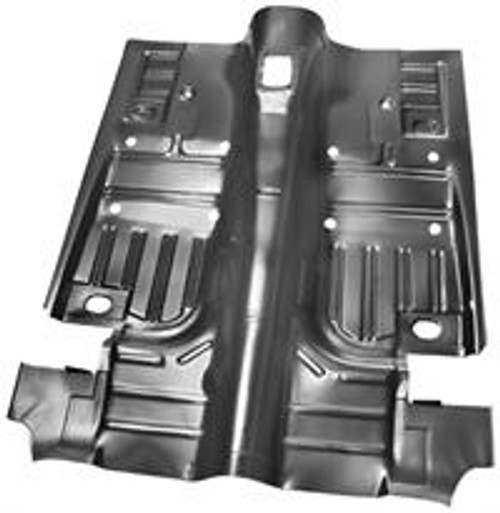 FLOOR PAN COMPLETE 1969-70   SHIP  TRUCK FREIGHT TO BUSINESS  $ 225.00/  TRUCK FREIGHT TO RESIDENCE $ 290.00