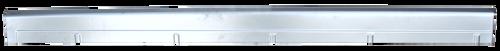 '14-'18 CREW CAB, ROCKER BOTTOM PLATE, RH  0865-006 This rocker bottom plate, passenger's side, fits:   2014-2018 Silverado Crew Cab Pickup